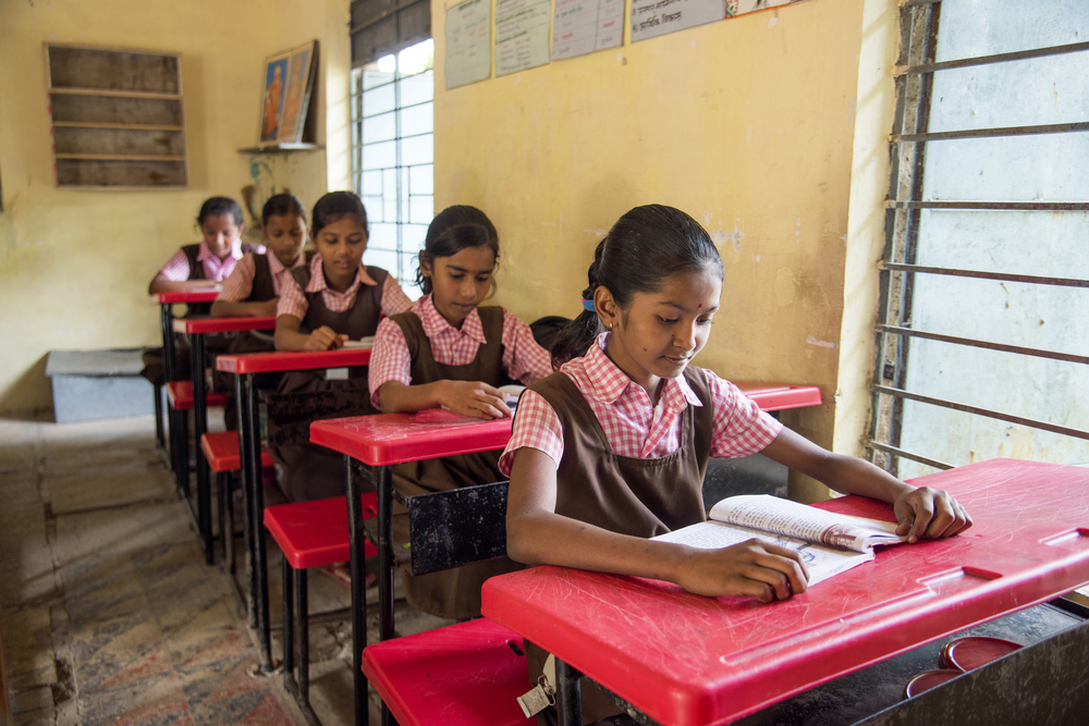Akshar Forum School Gives Poor Children 'Free' Education