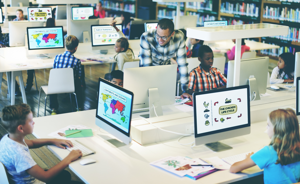 Classroom Technology is Teachers' Biggest Need