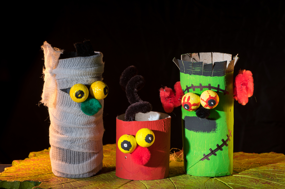 4 Great Halloween Crafts for Elementary Students