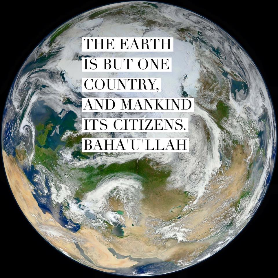 Earth Unity