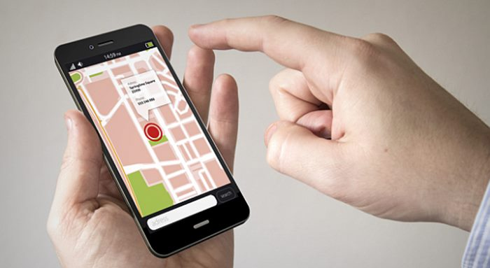 Know location with social chating