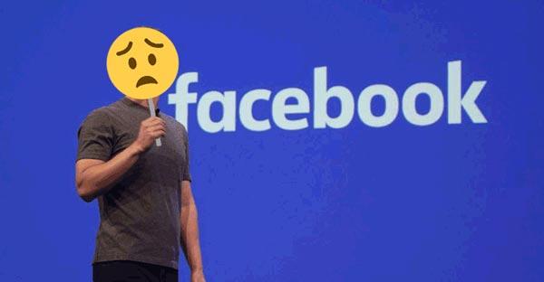 Facebook: almeno il 50% degli account è completamente fasullo.