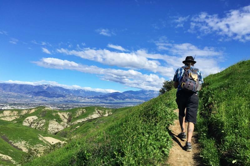 San Bernardino And San Gorgonio Peaks