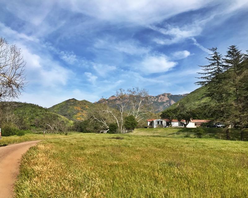 Danielson Ranch In Pt. Mugu SP
