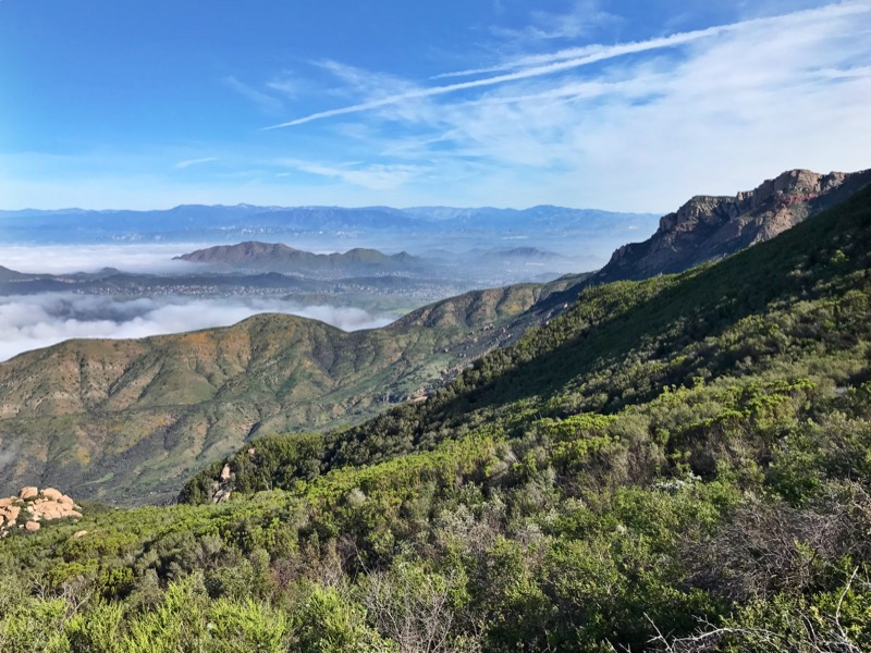 Inversion Layer On The Backbone Trail