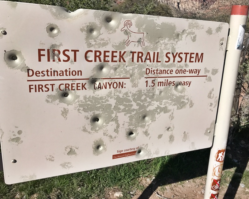 First Creek