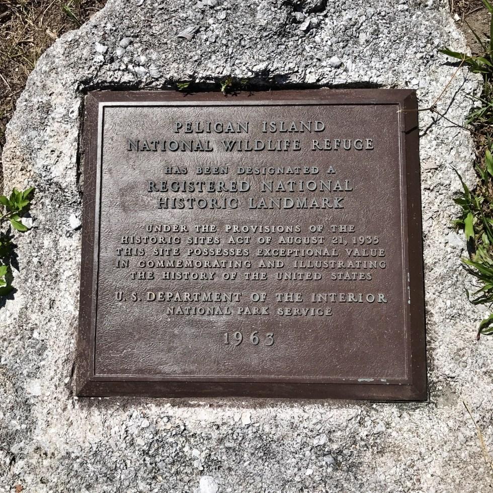Pelican Island NWR National Historic Landmark Designation