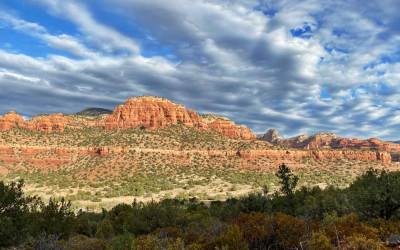 Red Rock – Secret Mountain Wilderness