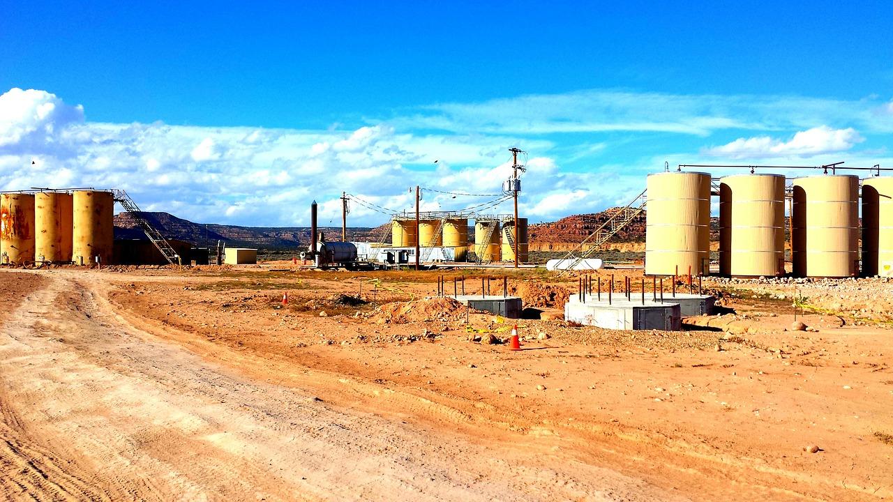 oil rig fuel