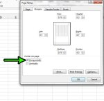 how to center page horizontally in excel 2013