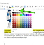how to remove highlight in Google Docs