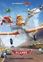 Locandina Planes