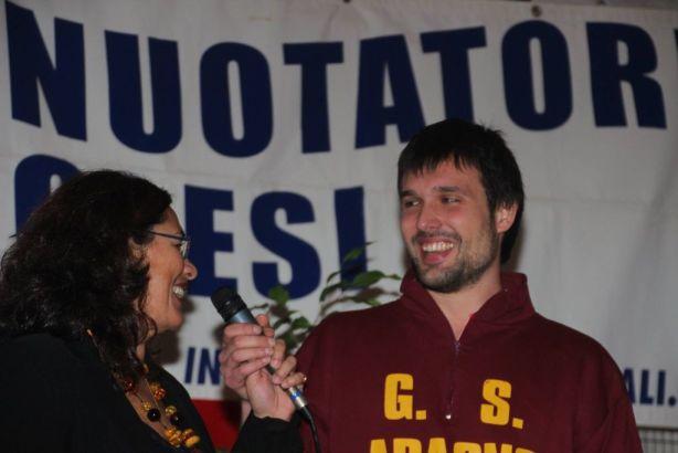 Fabio Quartino Vincitore Coppa Lariucci