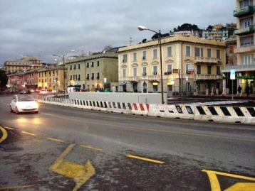 Small Fy SS1 Aurelia via Pra'Genova-Pra' vista da sud