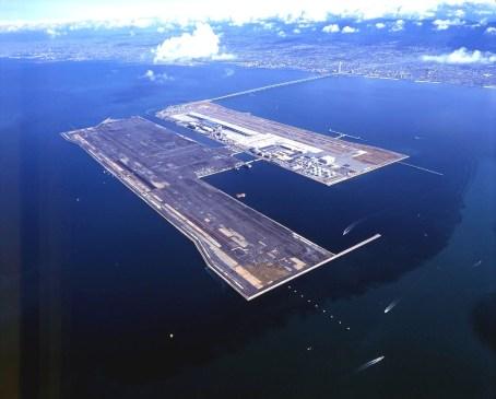 F Aeroporto di Osaka - Kansai