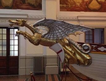 Regata delle Repubbliche Marinare: un galeone made in Pra'