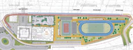 Il progetto per il Parco di levante: dalla Terra di nessuno a Pra' to Sport in tre passi, ma per il terzo bisognerà aspettare