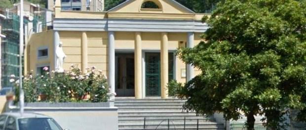 Domenica 26 Ottobre, S. Maria del Buoncosiglio: ingresso Don Giorgio Rusca