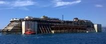 Domenica 27 luglio 2014: la Costa Concordia entra nel porto di Pra'. Diario del giorno dell'accoglienza.