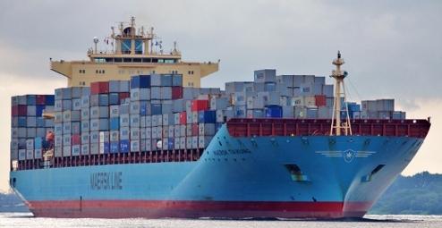 Maersk Taikung: una delle vecchie carrette incubo delle notti dei Praini