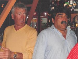 Careuxo e  il Baffo Roberto Da Crema