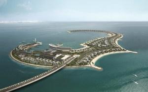 L'isola di Jumana - Emirati Arabi