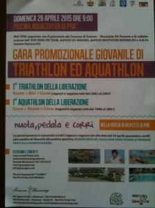 Volantino Triathlon