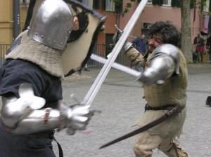 Antichi duelli