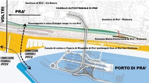 Il progetto del Piano Regolatore Portuale