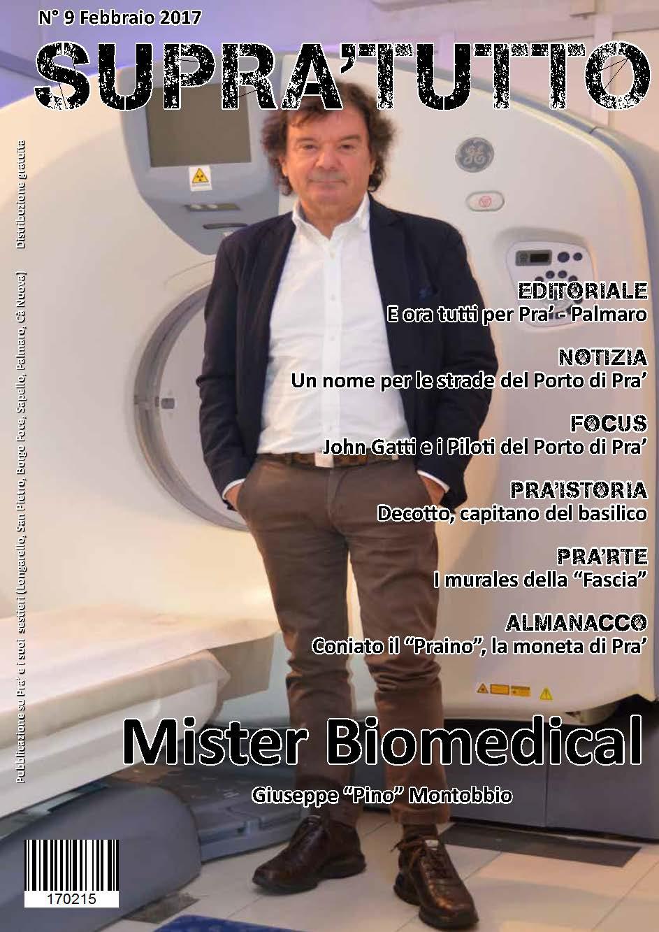SuPraTutto 9 Cover