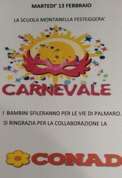 Carnevale Montanella