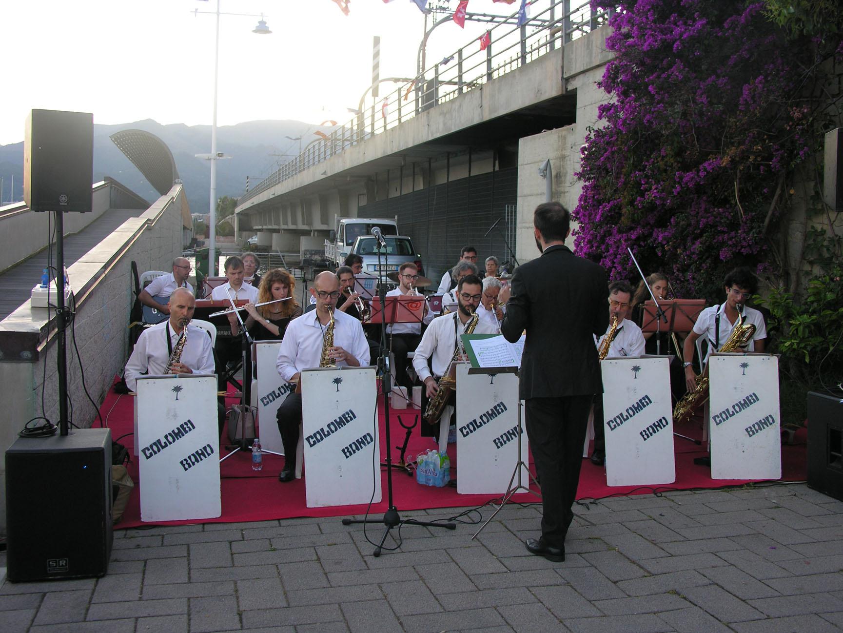 Concerto BigBand Colombi