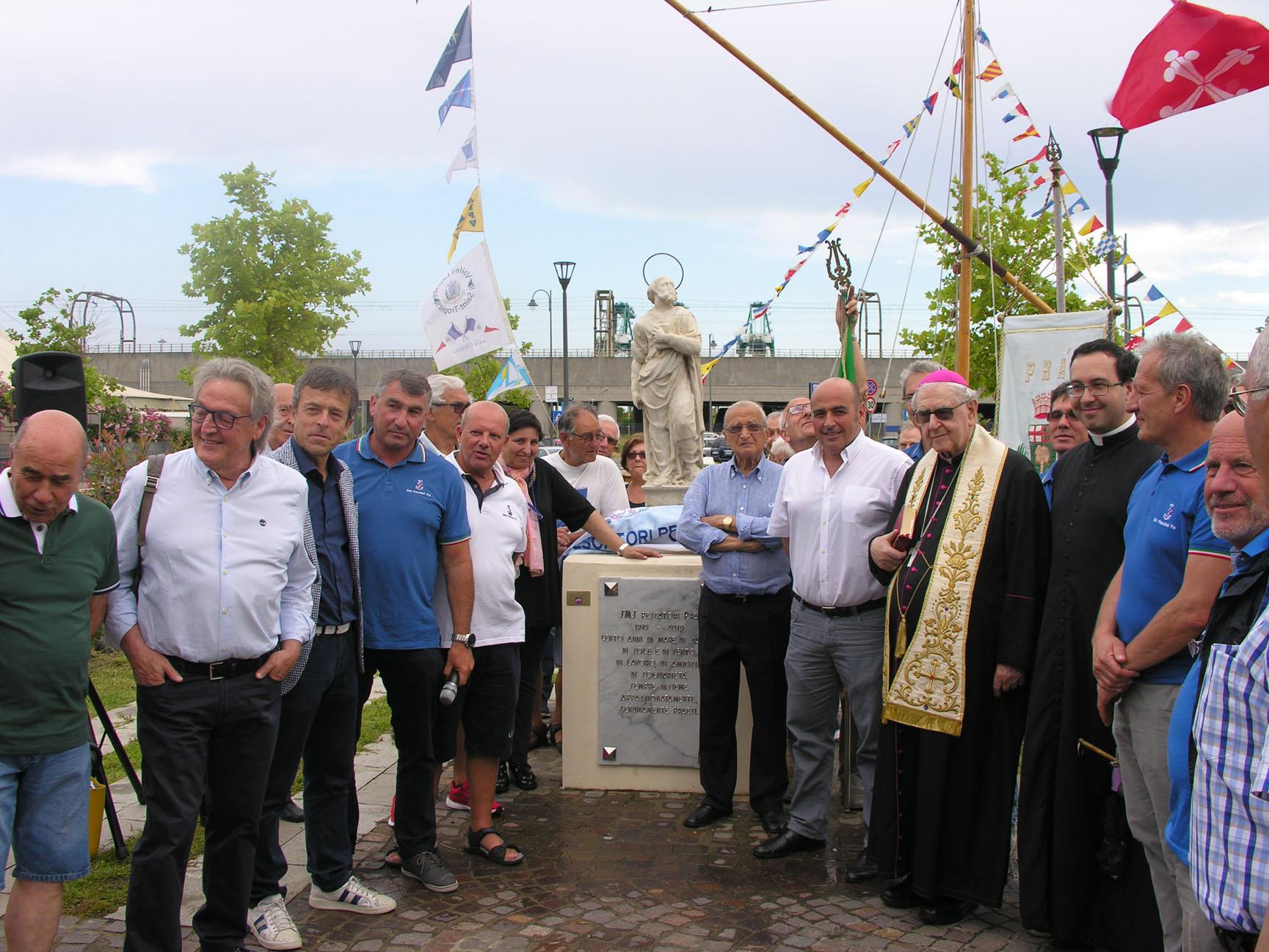 cerimonia della targa