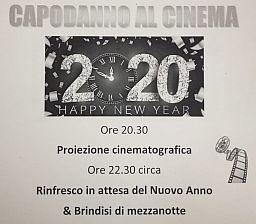 Capodanno al cinema E