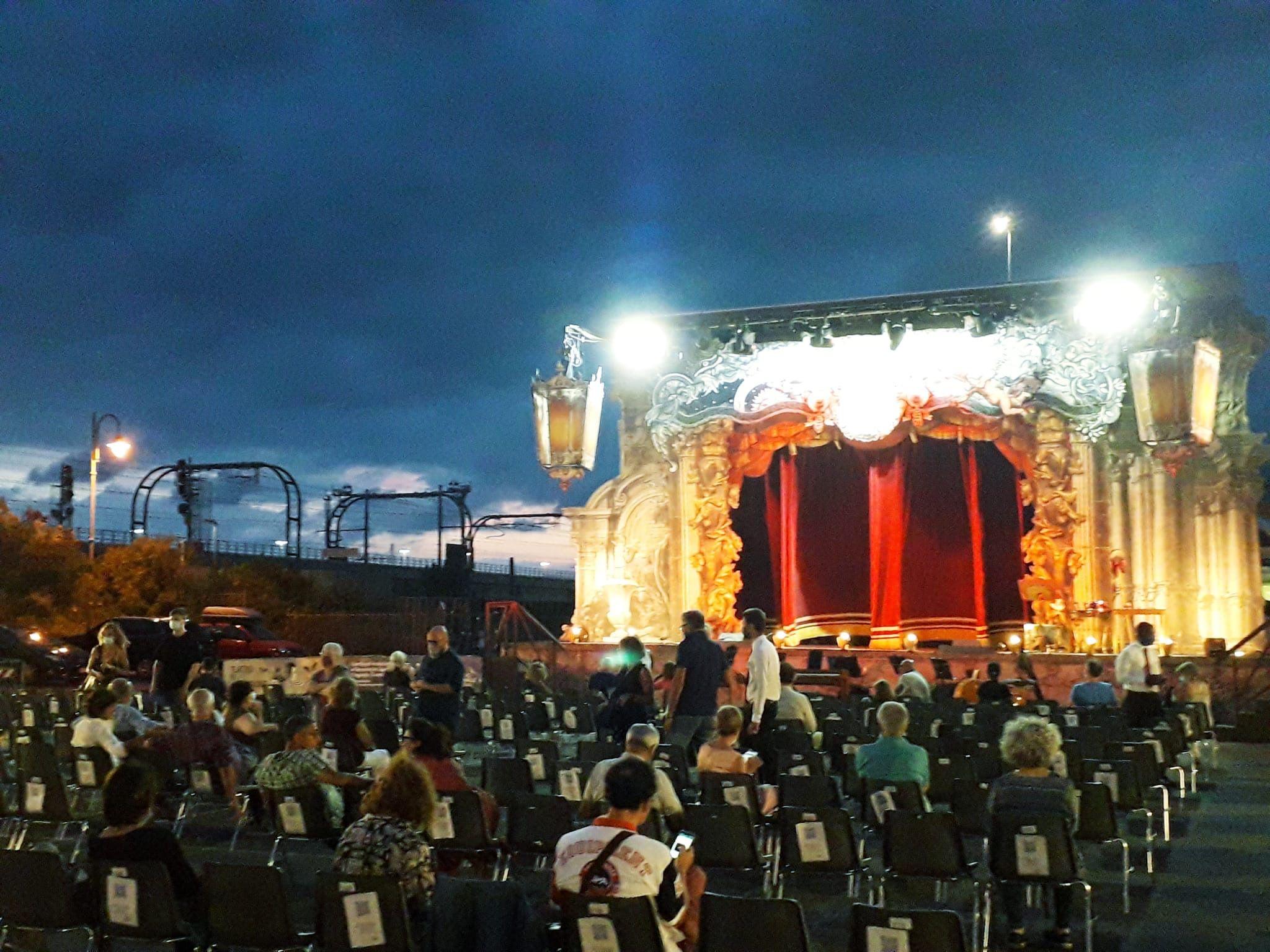 Il Teatro in Rivoluzione a Pra'