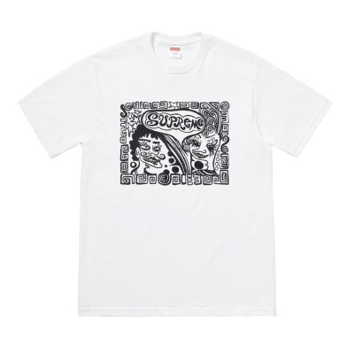 Faces Tee