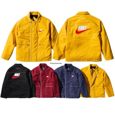 Supreme®/Nike® Work Jacket
