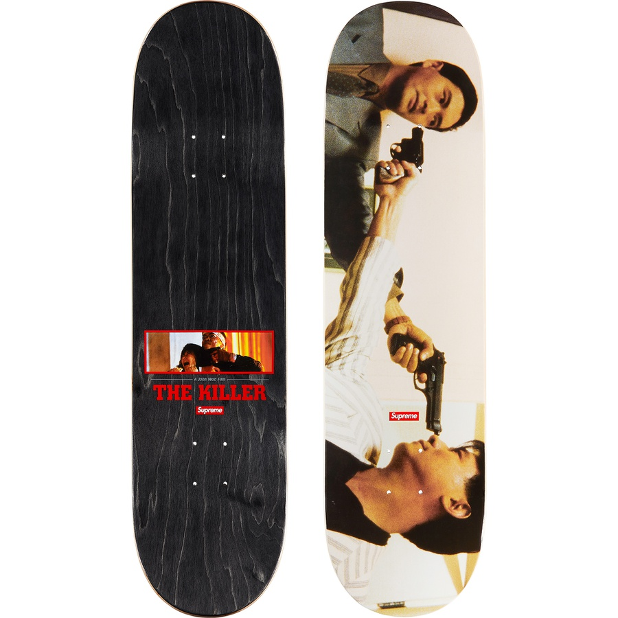 The Killer Skateboard