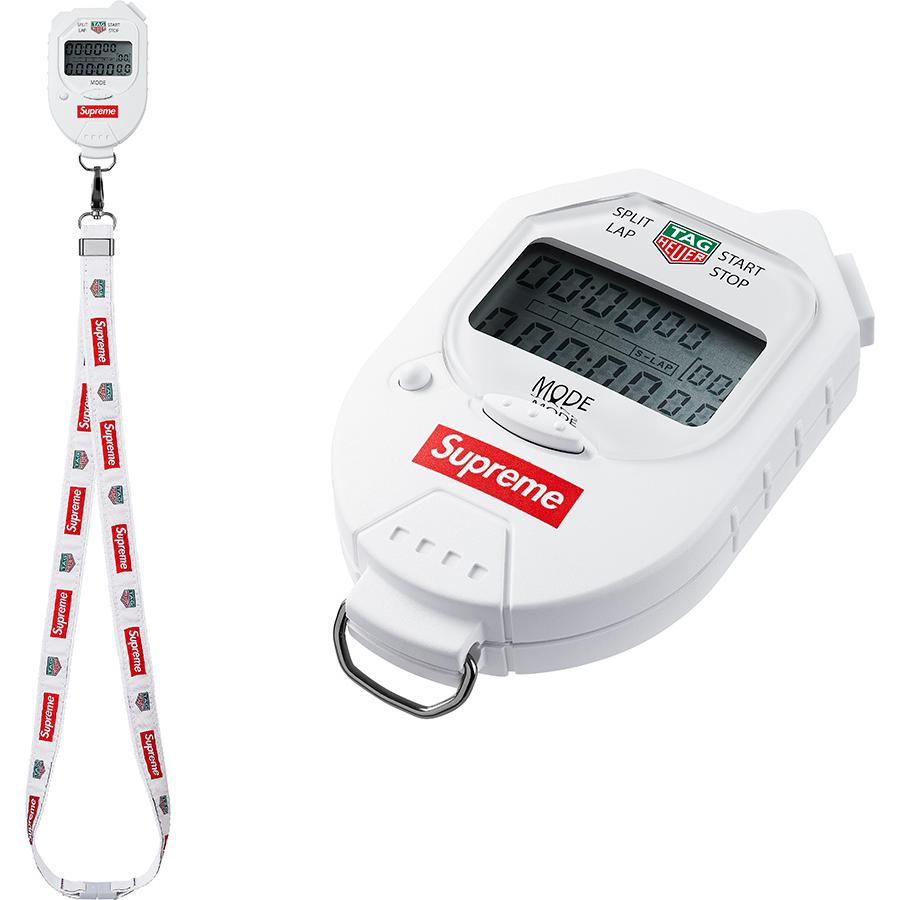 Supreme®/Tag Heuer® Pocket Pro Stopwatch