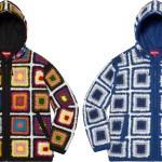 Details Supreme Crochet Hooded Zip Up Sweater Supreme Community