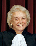 Sandra Day O'Connor (Retired), Associate Justice