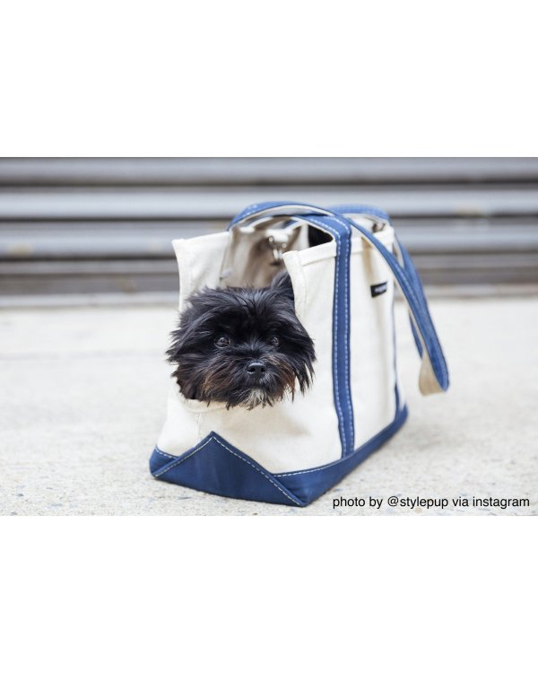 Wagwear Boat Canvas Dog Carrier