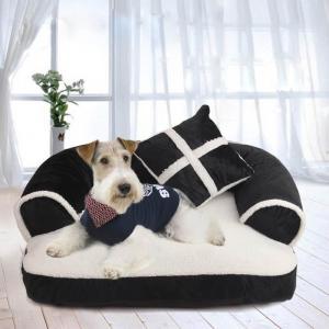 Luxury Quilt Dog Bed