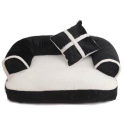 Luxury Quilt Dog Bed
