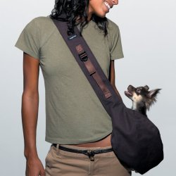 Wagwear Messenger Dog Sling