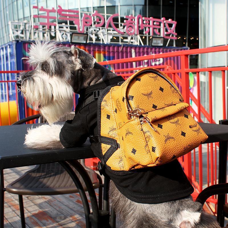 Bark Dog Backpack