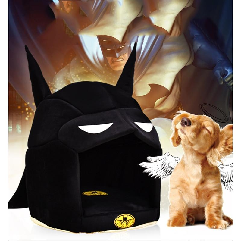 Pup Hero Cave Dog Bed