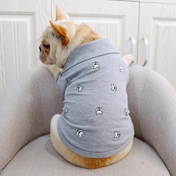 Frenchiez Polo Dog Shirt