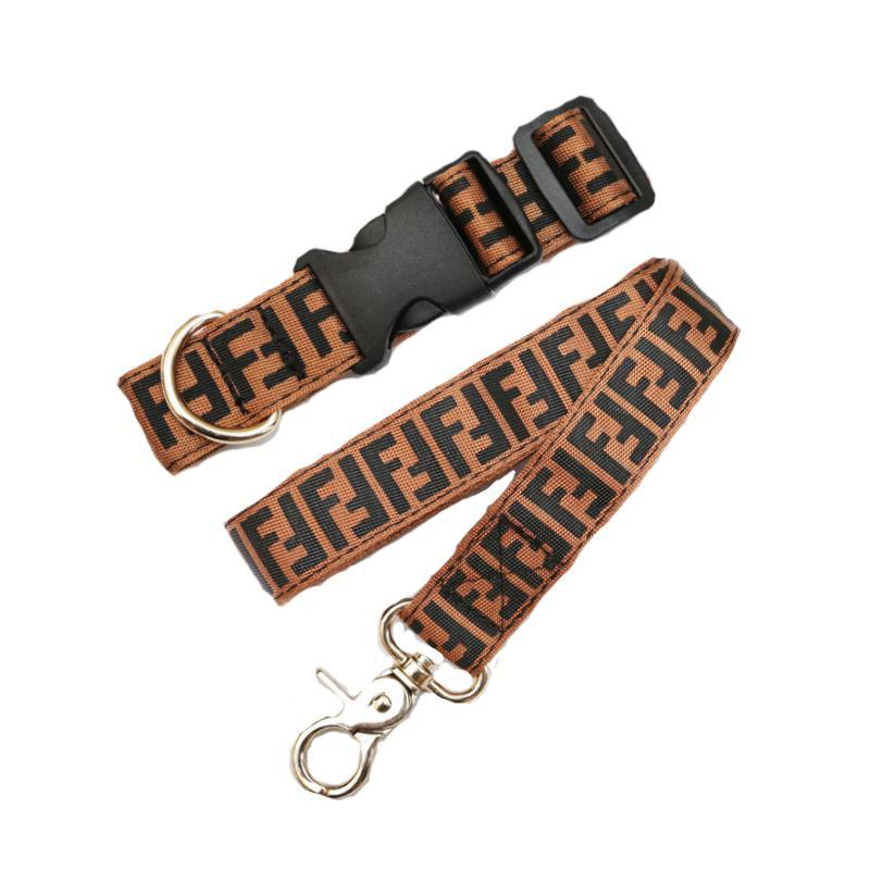 Fur Baby Dog Collar & Leash