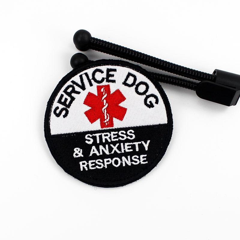 Stress & Anxiety Response Dog Patch